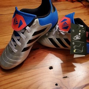 Brand New with tags kids Adidas  Soccer Cleats